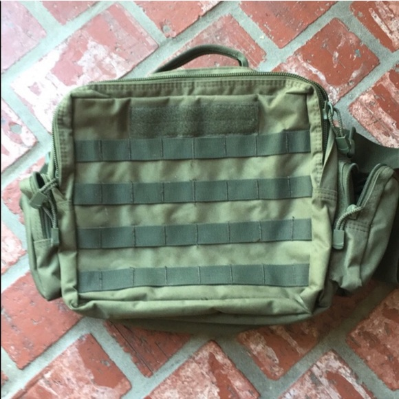 LA Police gear tactical bag